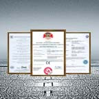 International certification, reliable quality