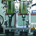 Automatic production, improving efficiency and quality