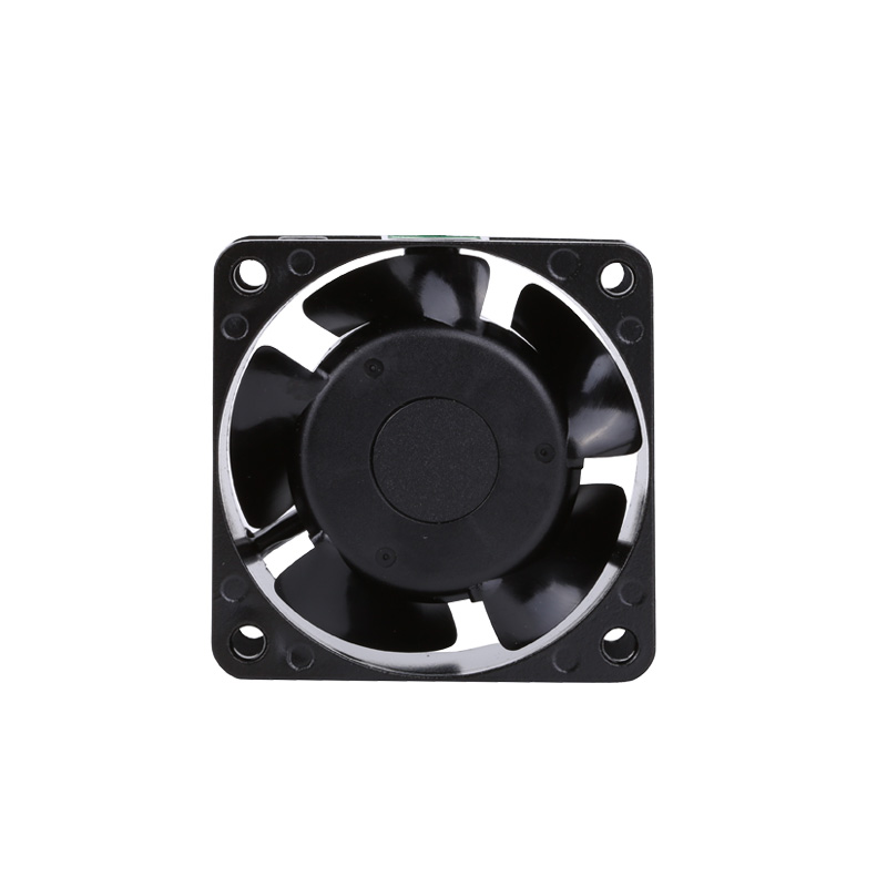 Ideas of Double Control Cooling Fan Air Flow Device for Computer Power Supply