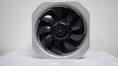 What are the factors that affect the service life of the cooling fan