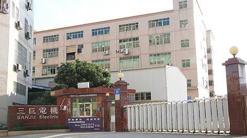 台湾三巨电机AC轴流风机为广州自动化展会蓄势待发