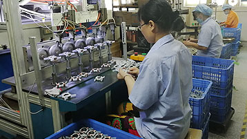 San Ju motors-production scene photos