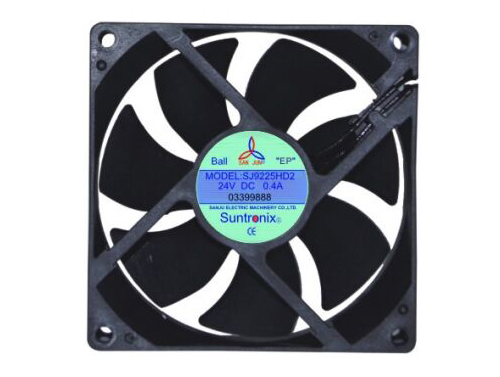 Taiwan's SanJu SJ9225HD2-DC axial fan