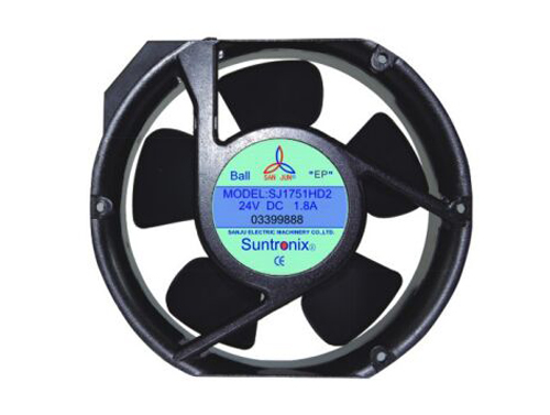 Taiwan's SanJu SJ1751HD2-DC Axial Fan
