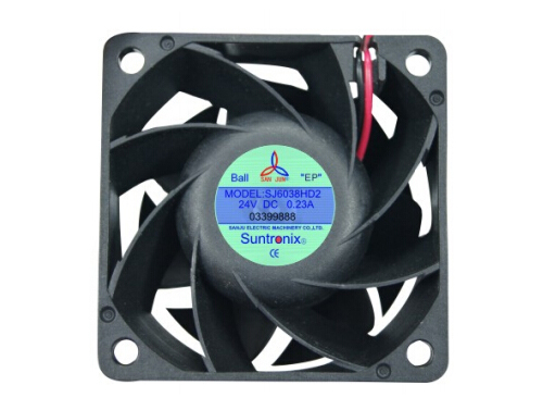Taiwan's SanJu SJ6038HD2-DC Axial Fan