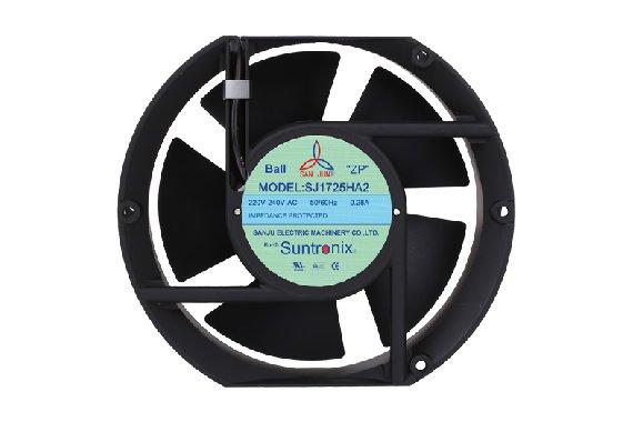 散热风扇常见技术指标