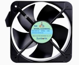 一种方便组装的电脑主机散热风扇