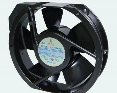 Taiwan Three Giant Hybrid High Efficiency Computer Cooling Fan