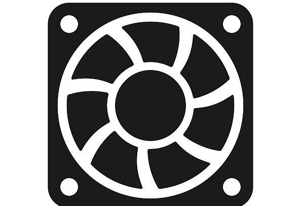无回流低噪音电脑散热风扇设计思路-台湾三巨风扇